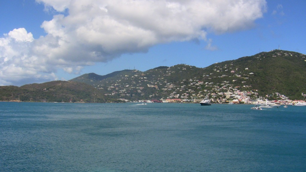 Beautiful St. Thomas - US Virgin Islands
